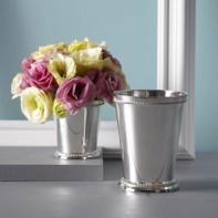 McKenzie Mint Julep Cup Vase
