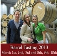Barrel Tasting Weekend at Windsor Oaks Vineyards & Winery